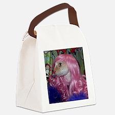 NaniWig1 Canvas Lunch Bag