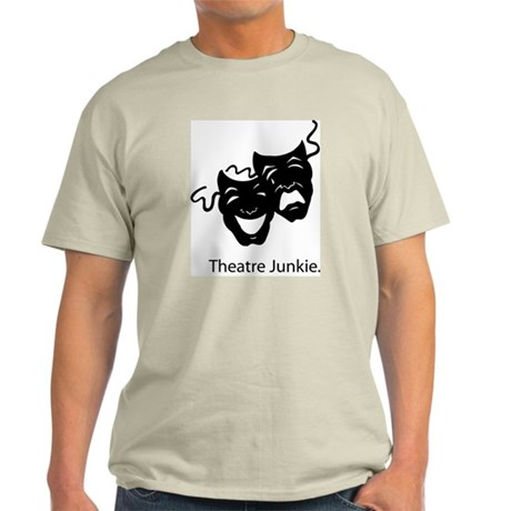 Theatre Junkie Light T-Shirt