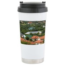 ABC Islands, ARUBA, Paradera: V Travel Mug