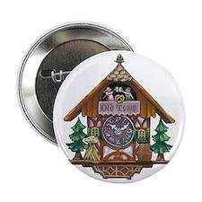 "Cuckoo Clock 2.25"" Button"
