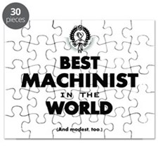 The Best in the World – Machinist Puzzle