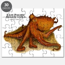 East Pacific Red Octopus Puzzle