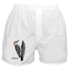 Red-Bellied Woodpecker Boxer Shorts