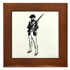 Minuteman Framed Tile