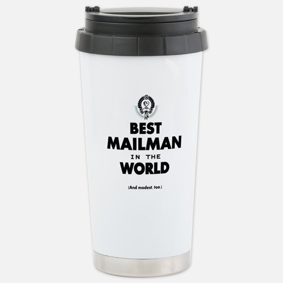 The Best in the World – Mailman Travel Mug