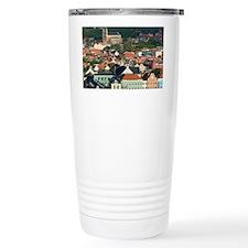 Otrobanda Waterfront/ Morningta Travel Mug