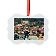 Otrobanda Waterfront/ Morningtad: Ornament
