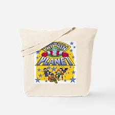 captainplanetone Tote Bag