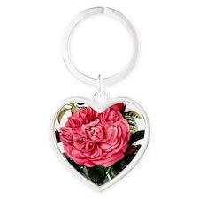 Baronne Prevost Heart Keychain