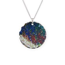 Paintings by Disabled Stroke Necklace
