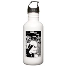 TFPA_2Robots_Detective Water Bottle