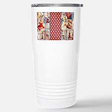 Pin-Up_Red-01 Travel Mug