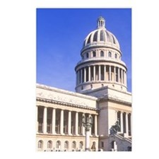 Capitolio building modele Postcards (Package of 8)