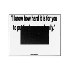 Food On Your Family - George W Bush Picture Frame