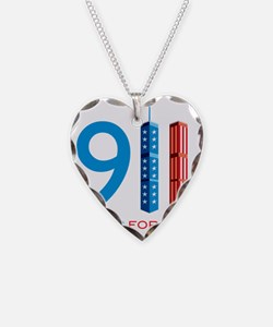911 NEVER FORGET Necklace