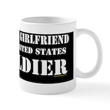 proudgirfriendofaU.S.Soldier Mug