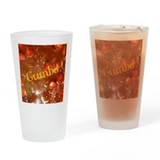 gumbosquare Drinking Glass