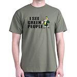 I See Green People Saint Pat's Dark T-Shirt