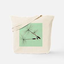 dandelionInsideCard Tote Bag