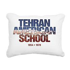 TASMtnDesign5 Rectangular Canvas Pillow
