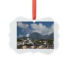 MARTINIQUE. French Antilles. West Ornament