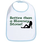 Better than a Blarney Stone Bib
