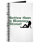 Better than a Blarney Stone Journal