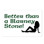 Better than a Blarney Stone Postcards (Package of