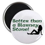 Better than a Blarney Stone Magnet