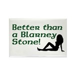Better than a Blarney Stone Rectangle Magnet (10 p