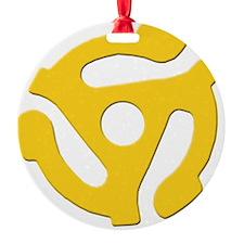 Record Adapter Ornament