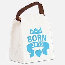 born6 Canvas Lunch Bag