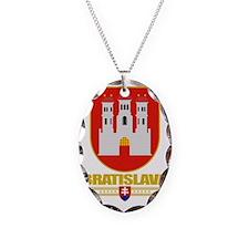 Bratislava COA (Flag 10) Necklace