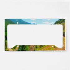 laptop skin License Plate Holder