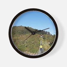 Tasman District Wall Clock