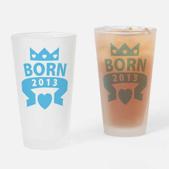 born6 Drinking Glass