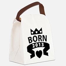 born9 Canvas Lunch Bag