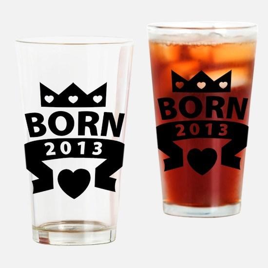 born9 Drinking Glass