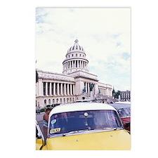Cuba, Havana. Classic 195 Postcards (Package of 8)