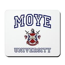 MOYE University Mousepad