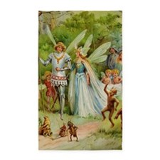 book of gnomes010_VERT2 3'x5' Area Rug