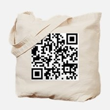 qr10x10 Tote Bag