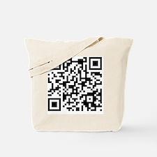qr8x10 Tote Bag