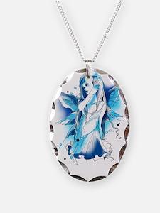150 res lgt blue Necklace
