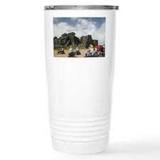 Paradera: 4WD Motorbikes at Gol Travel Mug