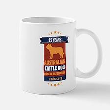 15 Year ACDRA Logo Mugs