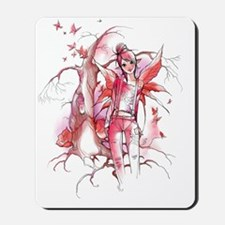 150 res lgt red Mousepad