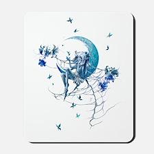150 res Moon Mousepad