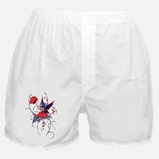 150 res sping red Boxer Shorts