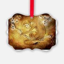 wuhing_monkey_t-shirt Ornament